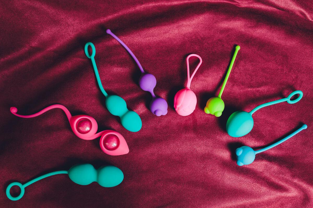 Quali sono i diversi tipi di palline vaginali Per quali scopi possono essere utilizzate